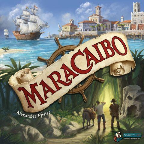 Maracaibo okładka