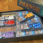 Endeavour trays